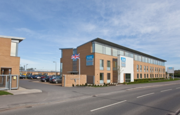 Pure Offices Portishead